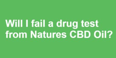 cbd oil drug test