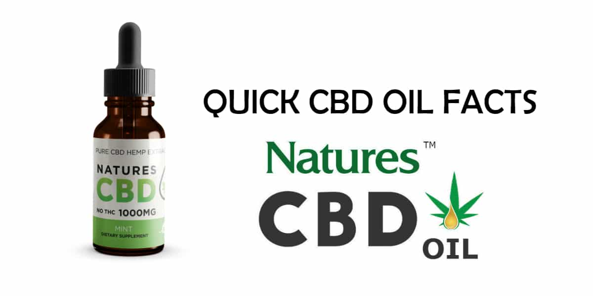 Nature Pure Cbd Oil