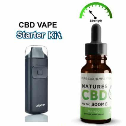best cbd oil vape kit
