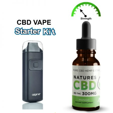best cbd oil vape kit