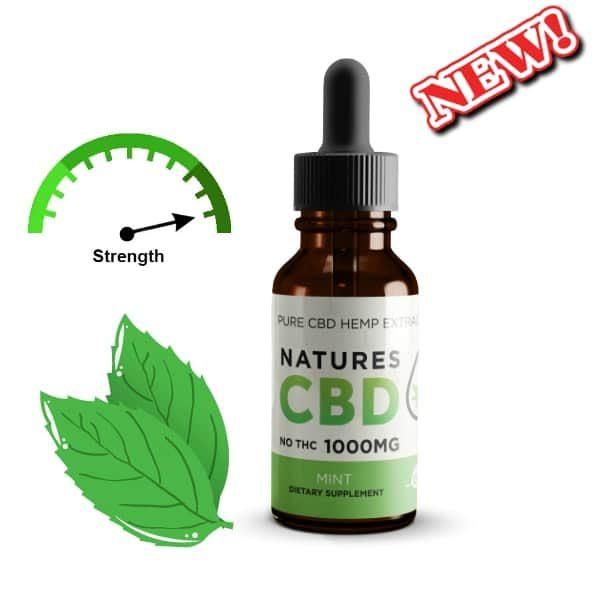 strong cbd oil for vapes