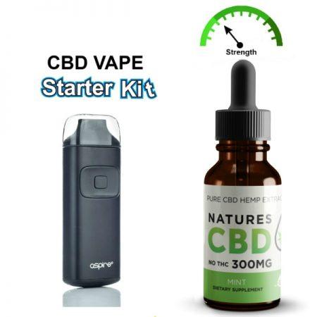 cbd hemp oil vape kit