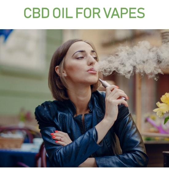 cbd oil for vapes best