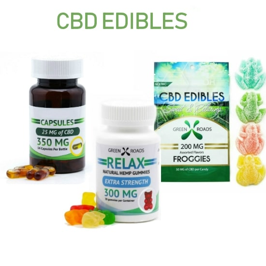 best cbd edible to eat