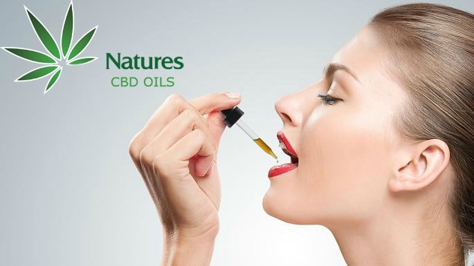 cbd drops under the tongue
