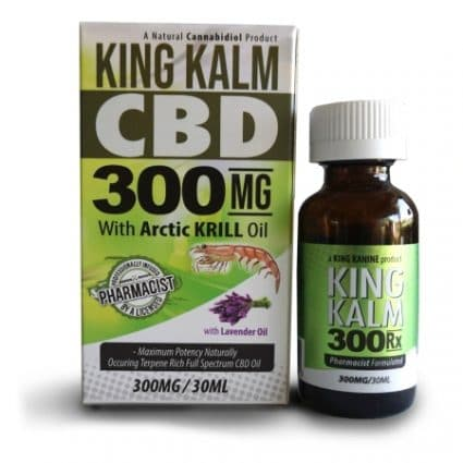 best cbd oil for large dogs