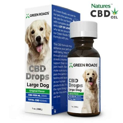 cbd for large dogs