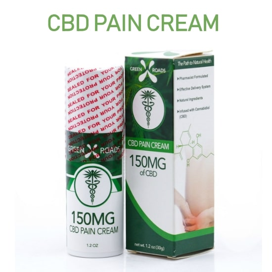 cbd pain cream works the best