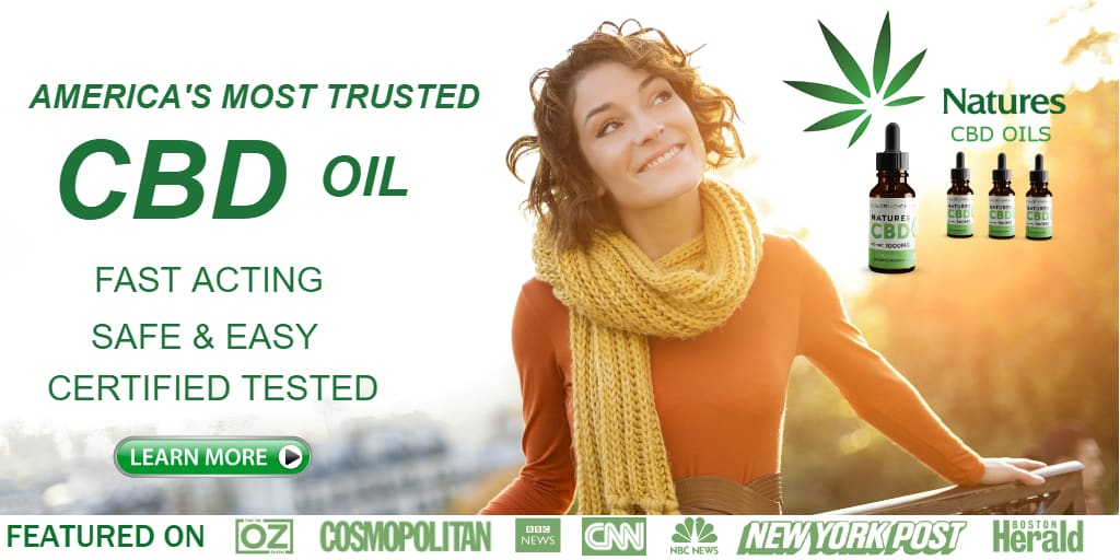 Natures Pure CBD Oil