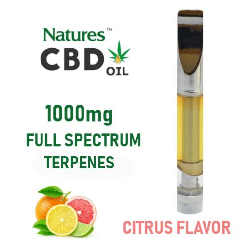 CBD Oil Full Spectrum Cart